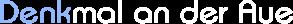 Logo DENKmal an der Aue